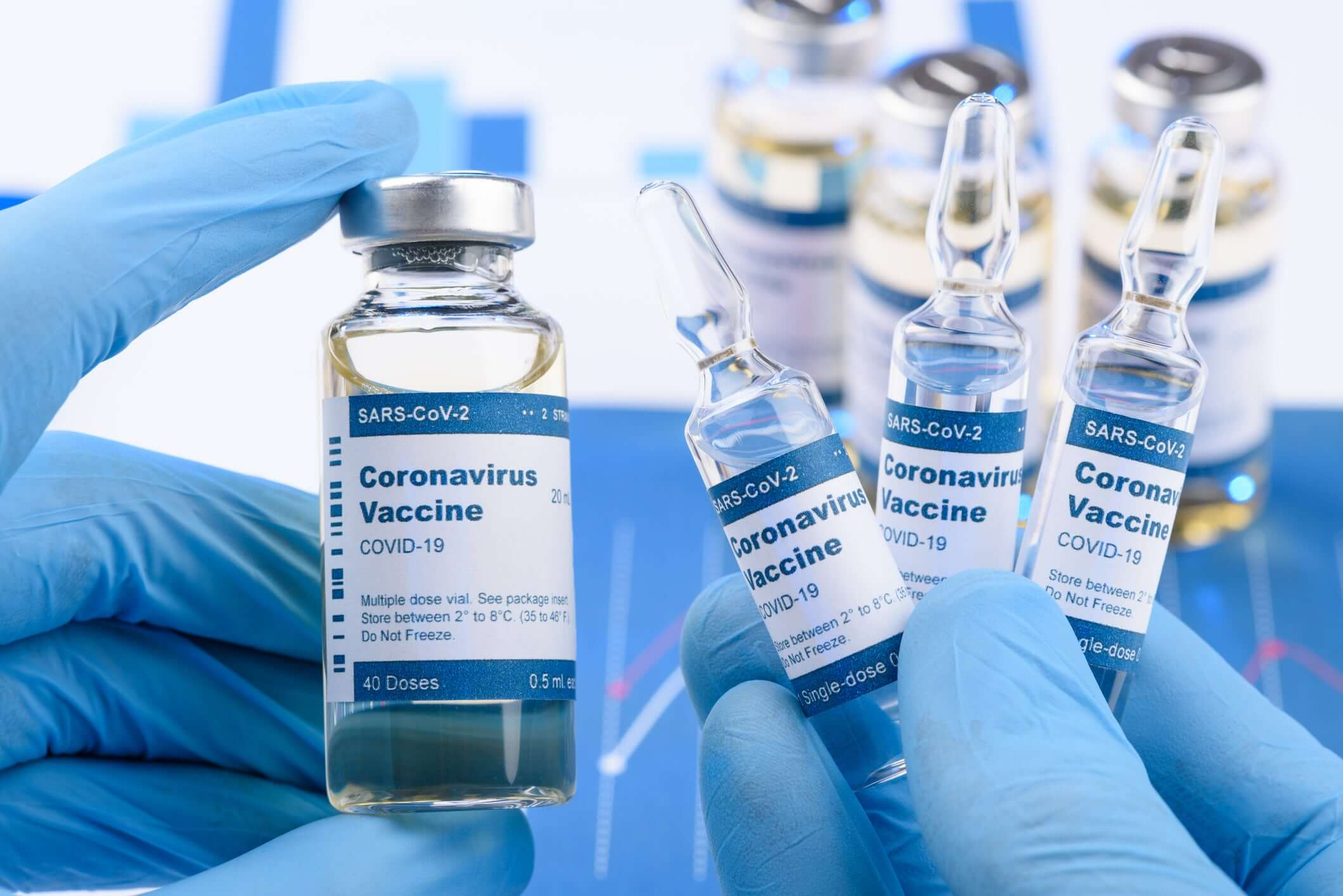 Update on the COVID-19 Vaccine