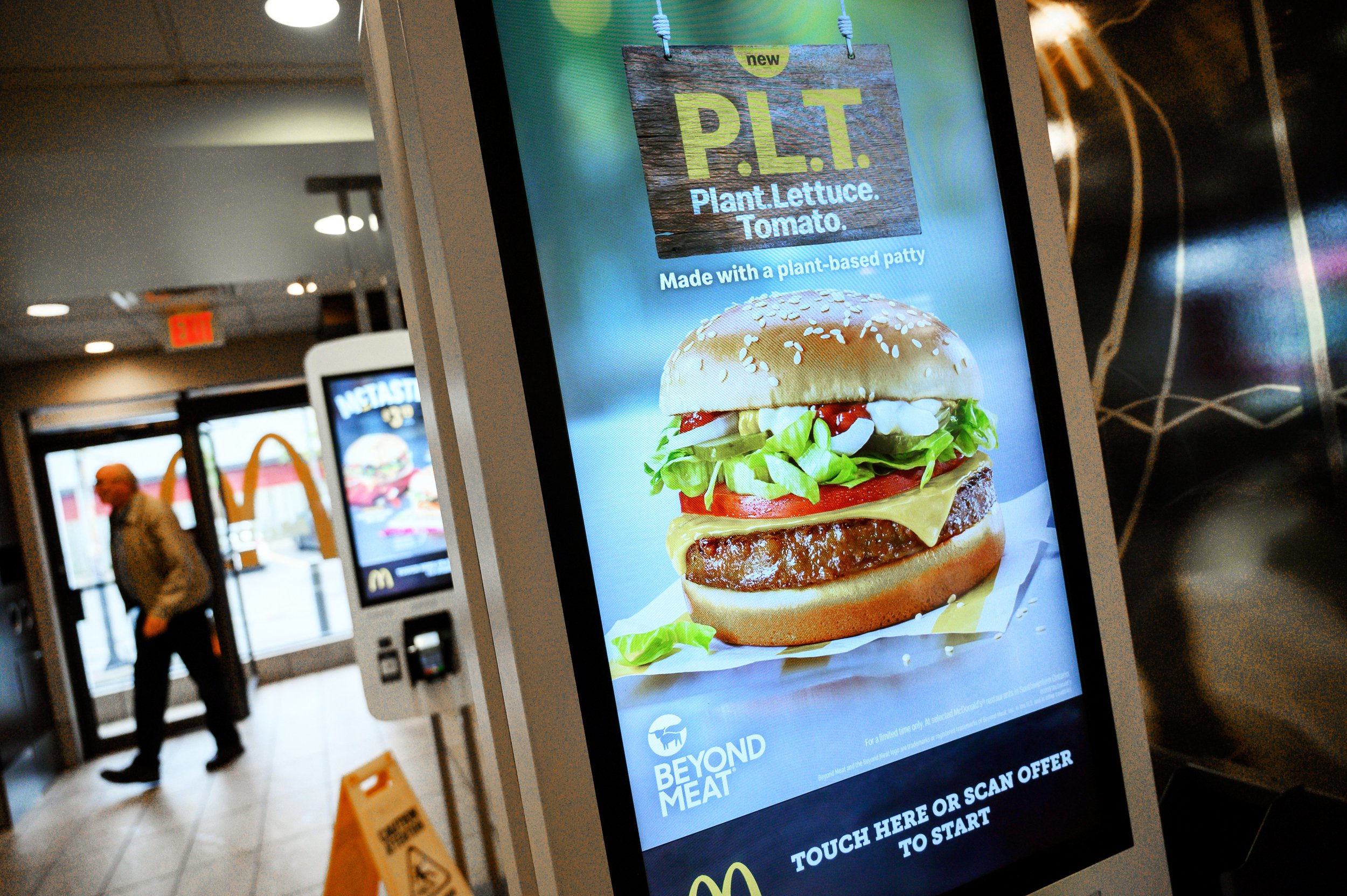 Plant-based Products Becoming an Integral Part of Fast Food