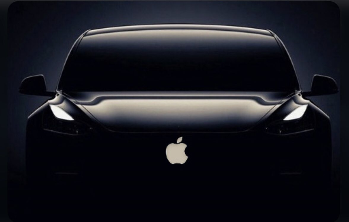 Excited is Rising for the new Apple Car